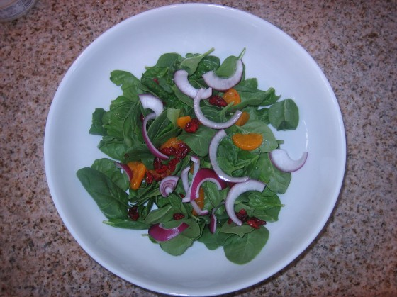 SpinachSalad7