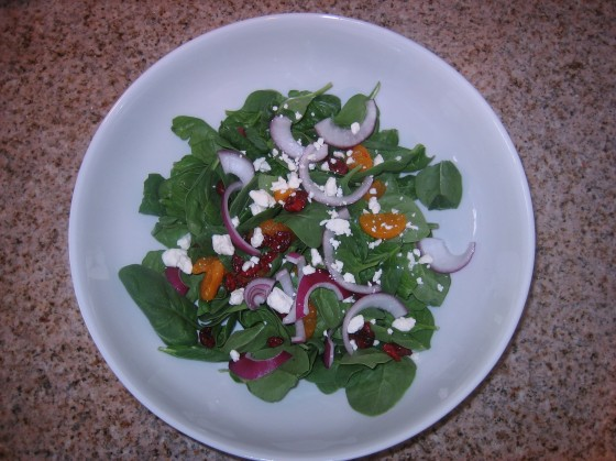 SpinachSalad8